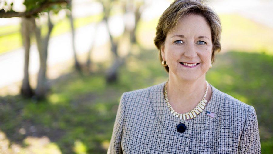 Sharon Hewitt, ALEC National Legislator of the Year (2018)