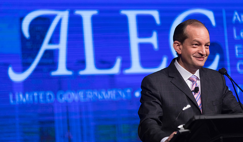 ALEC Corporations Are Leaders in Workplace Discrimination and Harassment