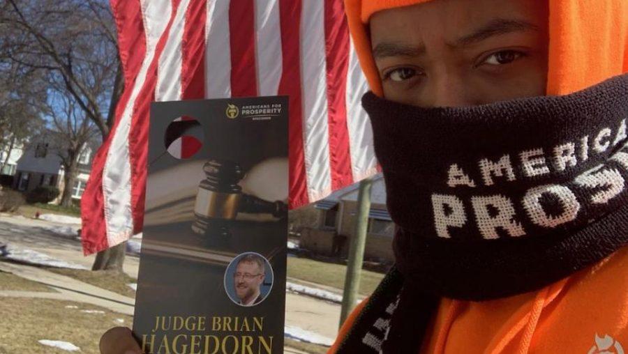 AFP Canvasser for Hagedorn