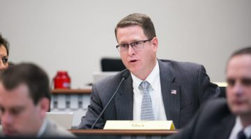 Washington State Rep. Matt Shea (R-Spokane)