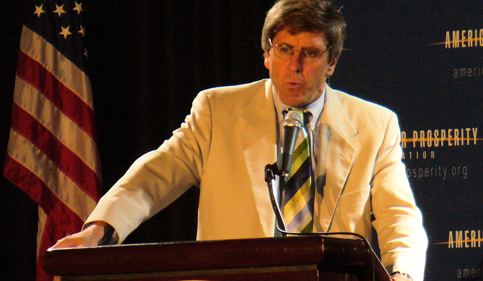 That Grifty Thing Stephen Moore Did With Herman Cain -- and the Koch Brothers' Blessing