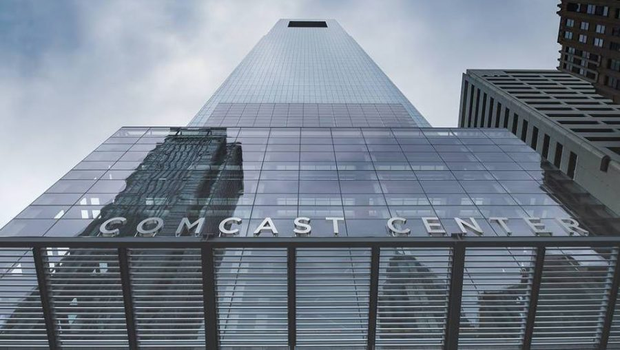 Comcast Center Philadelphia