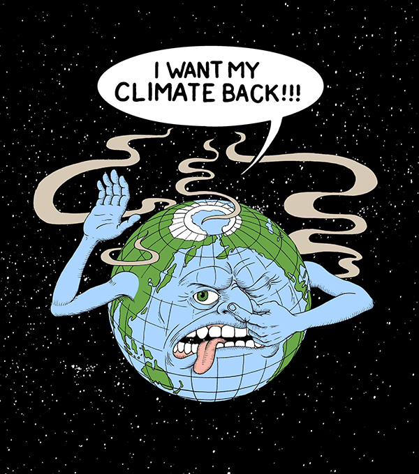 I Want My Climate Back (Credit: John Seabury)