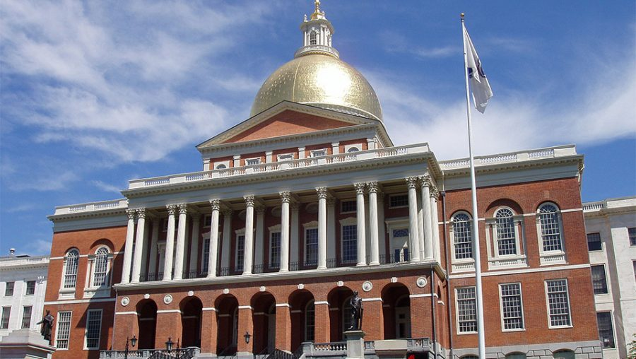 Massachusetts State House, Boston
