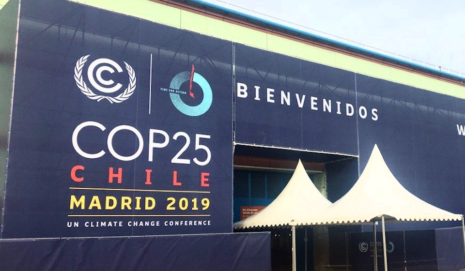 Dispatches from COP 25 Climate Change Conference in Madrid