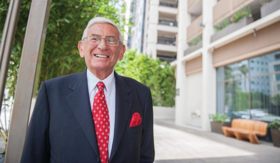 "Eli Broad Pays $100M to Move His Ed-Reform-Producing ""Broad Center"" from LA to Yale"