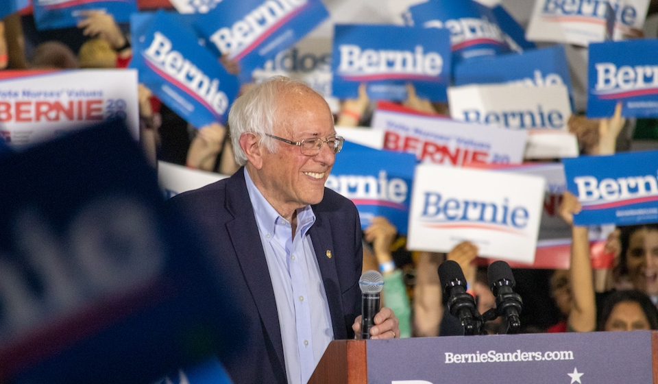 Right-Wing Super PAC Runs Pro-Sanders Ad After Running Anti-Sanders Ad