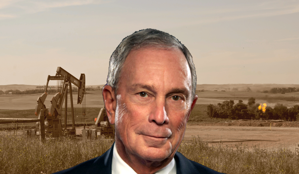 Candidates Backed by Bloomberg Helped Pollute the Planet