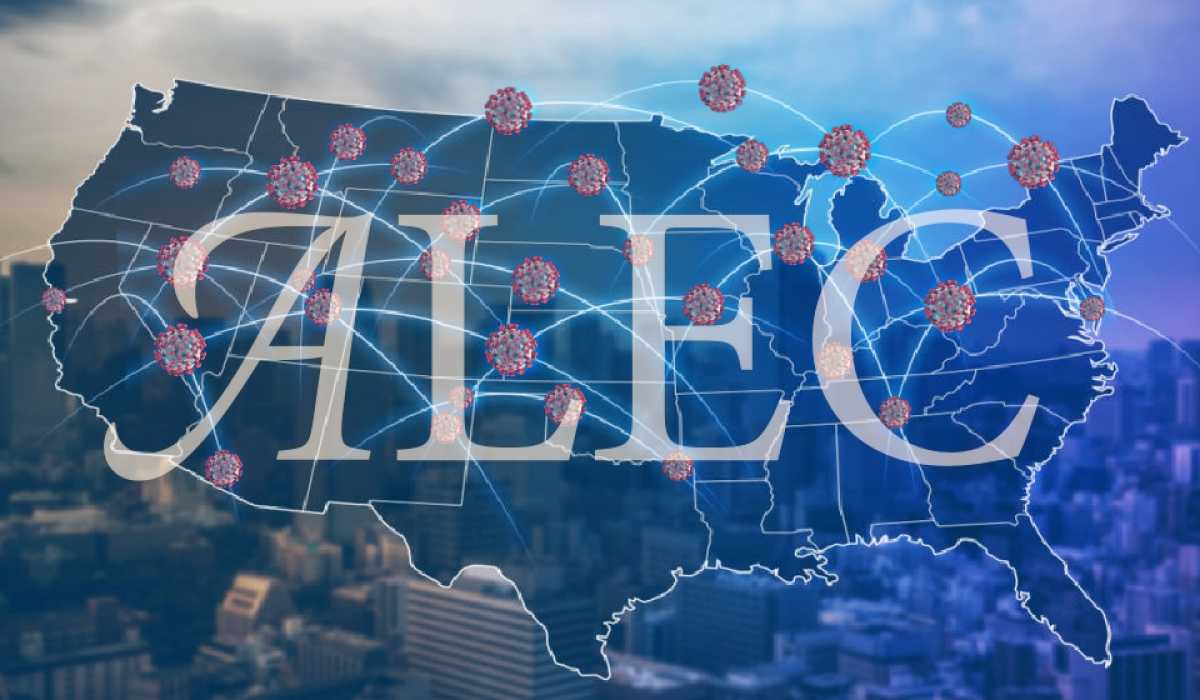 ALEC Exploits Pandemic to Push Right-Wing Policy Goals at Annual Meeting