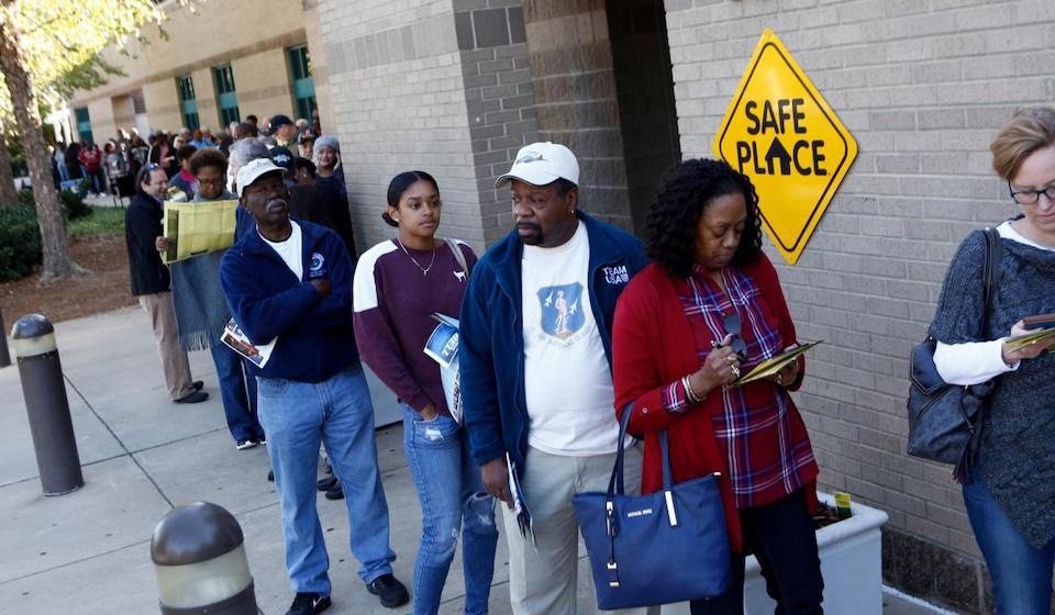 Black Voters Continue to Face Voter Suppression 155 Years After Juneteenth