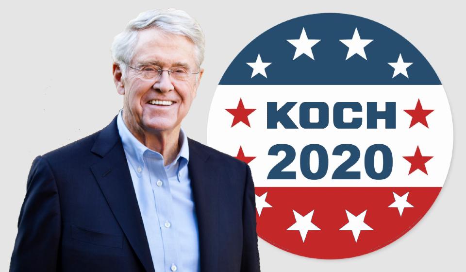 2020 Koch Candidates Revealed