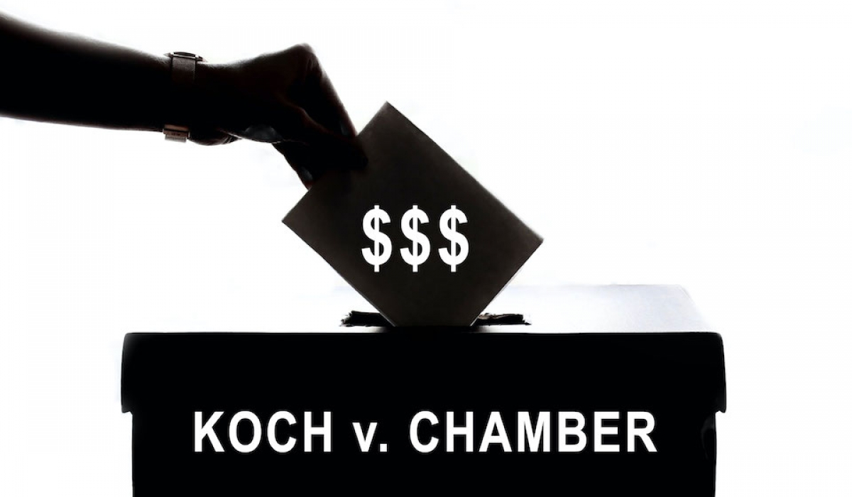 Koch Fought the U.S. Chamber of Commerce in Ten 2020 House Races