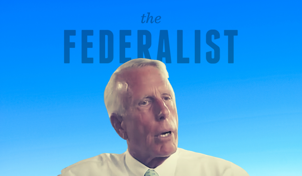 Who Funds the Federalist? Finally, We Know.