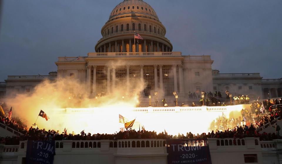 Christian Right Council for National Policy Tied to Violent Insurrection at U.S. Capitol