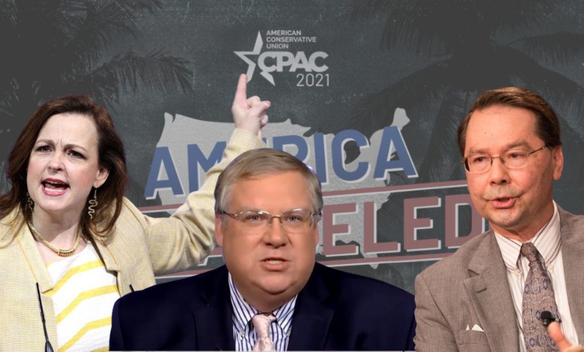 """Right Promotes """"Big Lie"""" of Widespread Voter Fraud at CPAC Conference"""