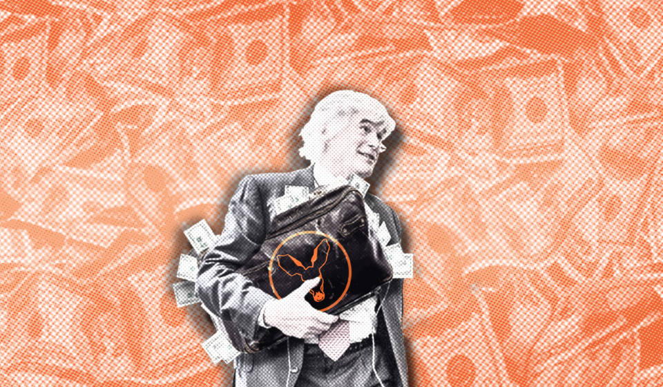 Donors Pumped Millions into White Nationalist Hate Group