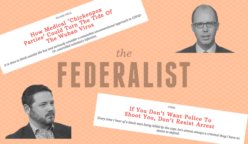 REVEALED: The Federalist Foundation's Tax Records