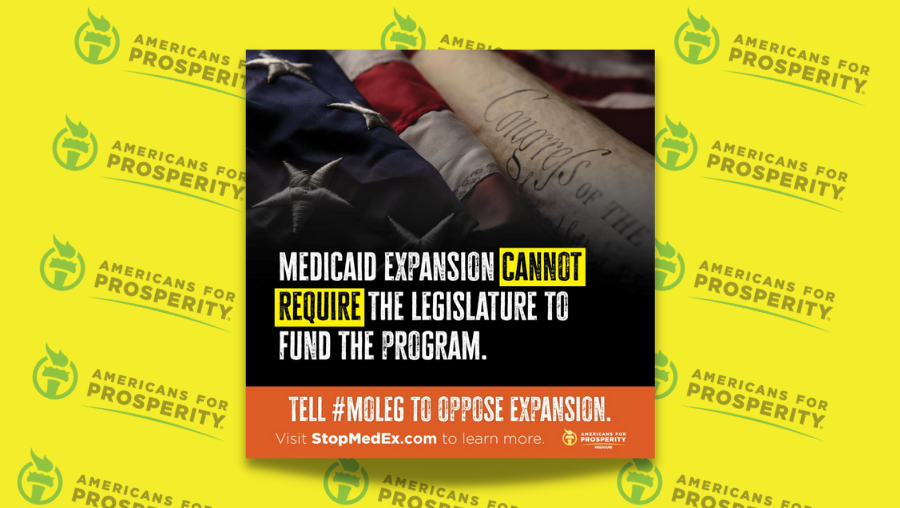 Koch Network Fights to Stop Medicaid Expansion in Remaining States