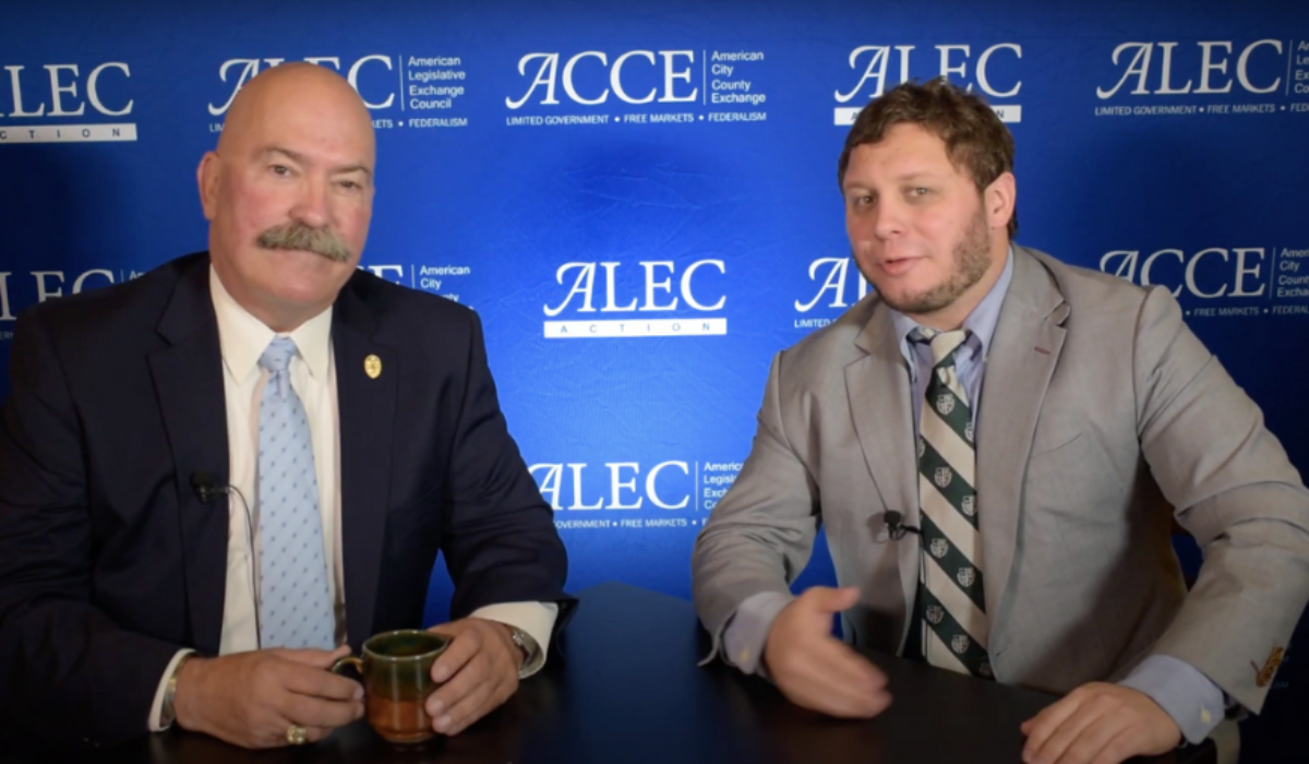 Here's Who Funds the Right-Wing American Legislative Exchange Council